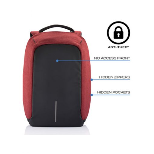 BOBBY BACKPACK RED