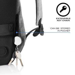 חיבור מחזיק מפתחות בתיק בובי פרו